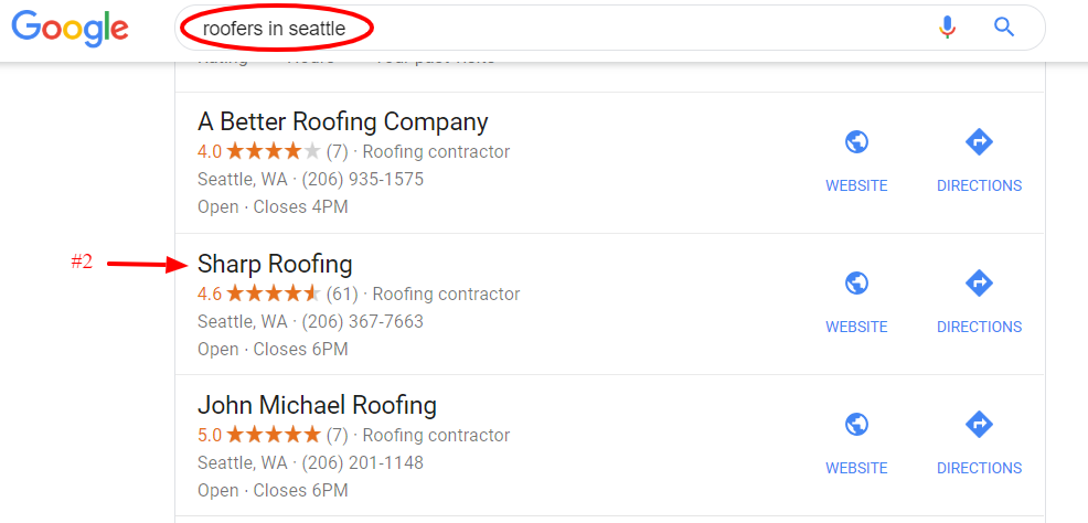 roofers in seattle